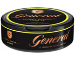 General Classic Licorice Pussinuuska