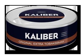Kaliber Original Extra Tobakssmak Pussinuuska