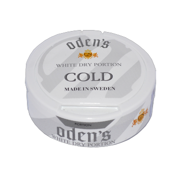 Oden's Cold White Dry Pussinuuska