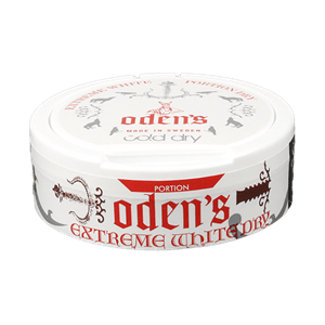 Oden's Cold Extreme White Dry Pussinuuska