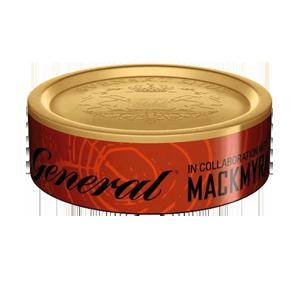 General Mackmyra Löysä