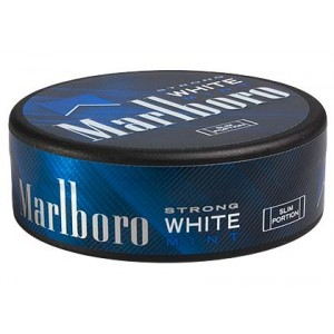 Marlboro Strong White Mint Pussinuuska