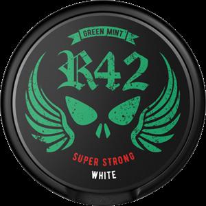 R42 Green Mint Pussinuuska