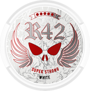 R42 Super Strong White Pussinuuska