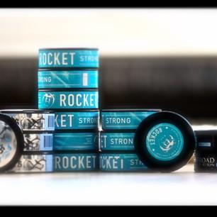 Rocket White Mint Strong Pussinuuska