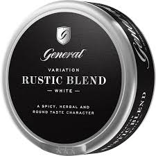 General Variation Rustic Blend Pussinuuska