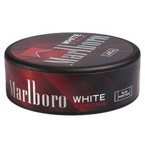 Marlboro Strong White Pussinuuska