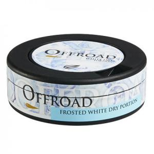 Offroad Frosted White Dry Pussinuuska