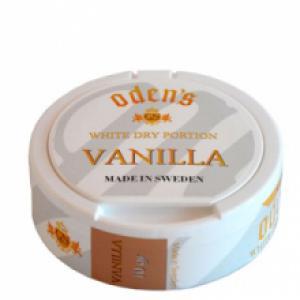 Oden's Vanilla White Dry Pussinuuska